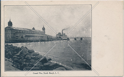 Grand Pier, North Beach, L.I.