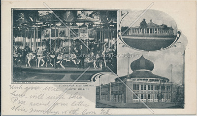 Junction Carrousel, North Beach, L.I.