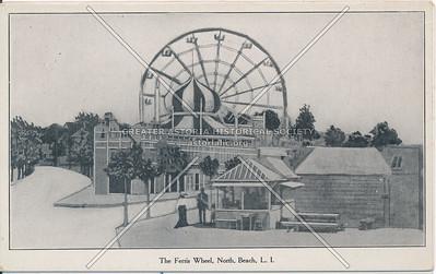 Ferris Wheel, North Beach, L.I.