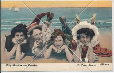 Billy Bashful & Cousins, North Beach, L.I.