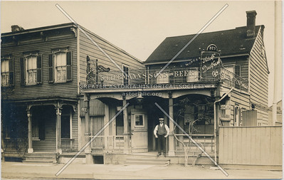 S. Liebmann's Sons Beer, 373 Pierce Ave (35 Ave), LIC, NY.
