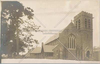St. George Church, Astoria, LIC, NY.