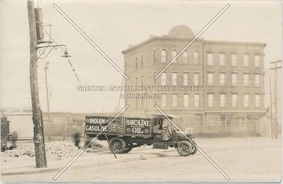 Havoline Oil, LIC, NY.