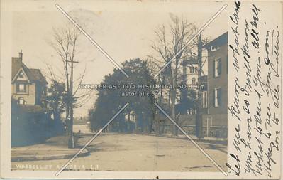Wardell St (9 St), Astoria, LIC, NY.