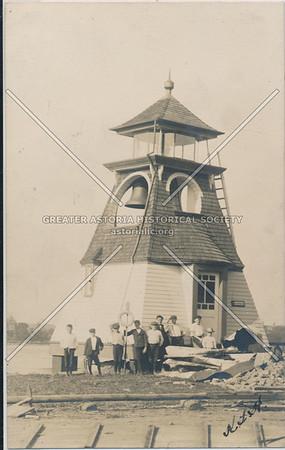 Light House, Astoria, LIC, NY.