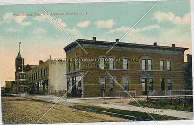 Post Office, Van Alst Ave (21 St), Astoria, L.I.