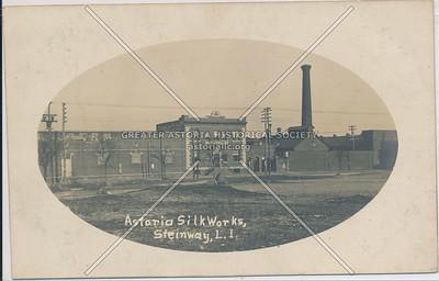 Astoria Silkworks, 23 Ave., Steinway, LIC, NY.