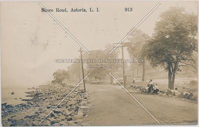 Shore Road, Astoria, LIC, NY.