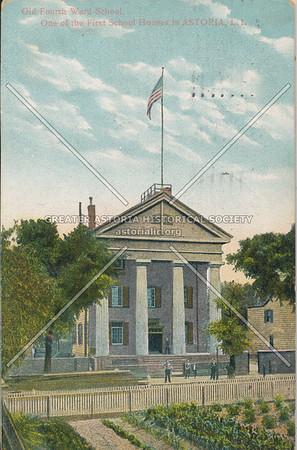 Old Fourth Ward School, Astoria, LIC, NY.