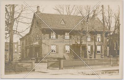 Rapelye Homestead, Astoria LIC, NY.
