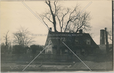 Astoria Homes, Lent Homestead, 19 Rd and 72 St., Browery Bay, LIC, NY.