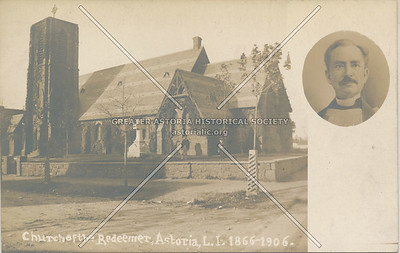 Church of the Redeemer, Astoria, LIC, NY.