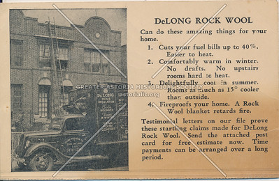 DeLong Insulation Co., 23-06 38th Ave, LIC.
