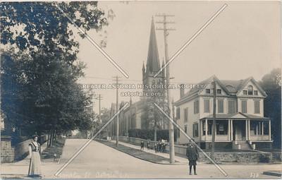 November 1910, Franklin St (27 Ave), Astoria, LIC, NY.
