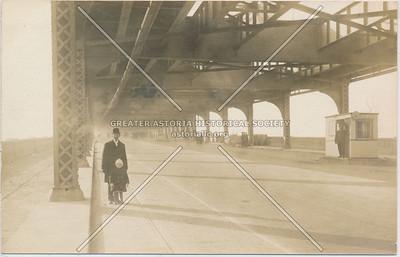 Queensboro Bridge, LIC.