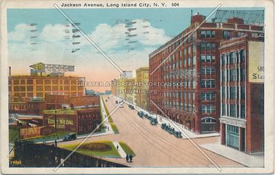 Jackson Ave, LIC, N.Y.