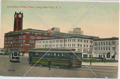 Queensboro Bridge Plaza, LIC, NY.