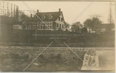 Astoria Homes, Rapelye Homestead, Shore Road, LIC, NY.