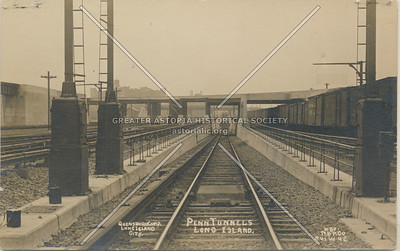 Queensboro Penn Tunnels, LIC, NY.