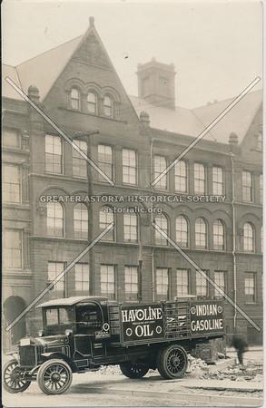 P.S. 1, 1913,  21 St., LIC, NY.