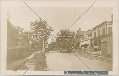 Stevens St (8 St)., Astoria, LIC, NY.