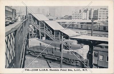 L.I.R.R. Hunters Point Sta, L.I.C.N.Y.