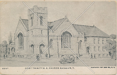 First Trinity M.E. Church, Astoria, L.I.