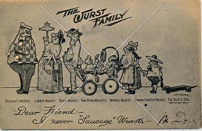 The Wurst Family, L.I.