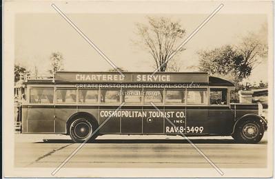 Chartered Service, Cosmpolitan Tourist Co, LIC.