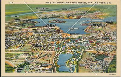 Site of Exposition, New York World's Fair.