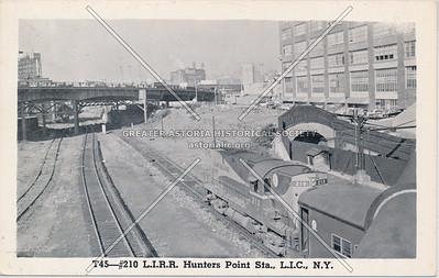 L.I.R.R. Hunters Point Sta., L.I.C.N.Y.