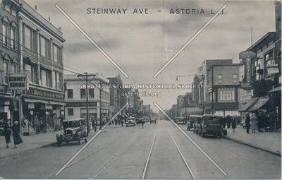 Steinway Ave (Steinway St), Astoria, L.I.