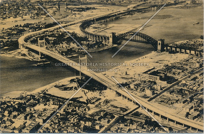 Triborough Bridge, NY.