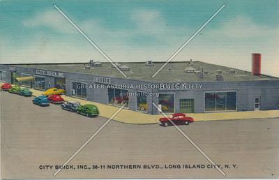 City Buick INC, 36-11 Northern BLVD., LIC.