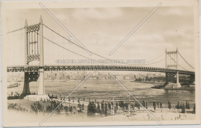 Triborough Bridge, L.I., N.Y.