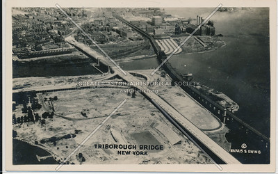 Triborough Bridge, N.Y.