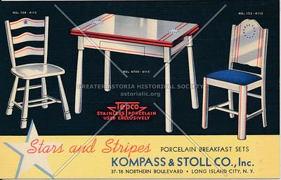 Kompass & Stoll Co., 37-18 Northern Boulevard, LIC.