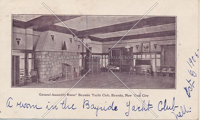 General Assembly Room's Bayside Yacht Club, Bayside, NYC.