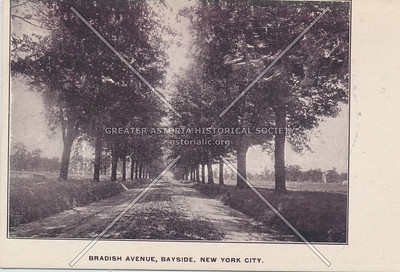 Bradish Ave, Bayside, NYC.