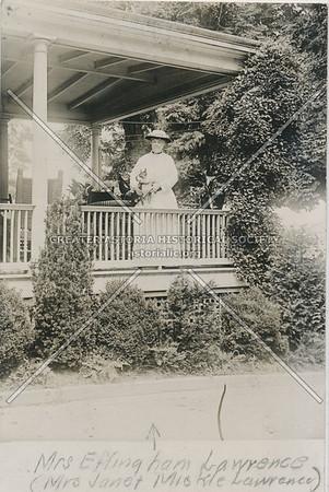 Mrs. Effingham Lawrence, (Mrs. Janet Mickle Lawrence), LIC.