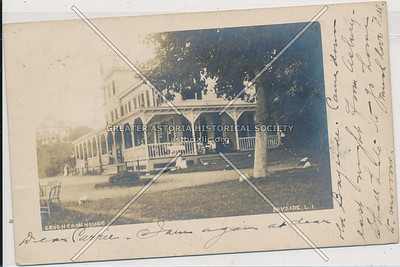 Crocheron House, Bayside, LIC.