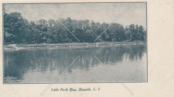 Little Neck Bay, Bayside, LIC.