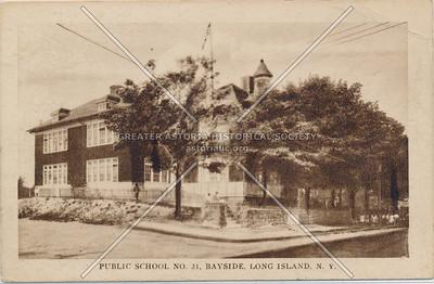 Public School No. 31, Bayside, LIC.