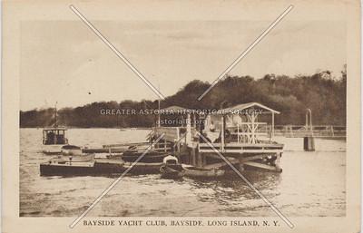 Bayside Yacht Club, Bayside, LIC.