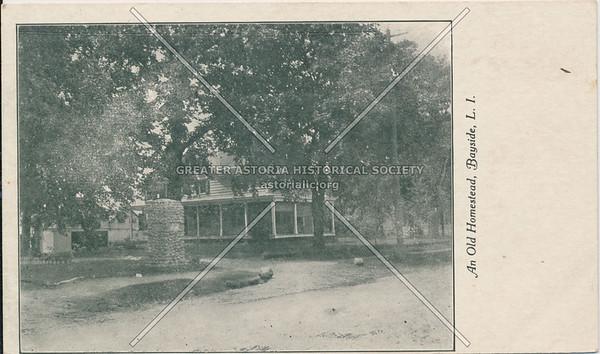 An Old Homestead, Bayside, LIC.