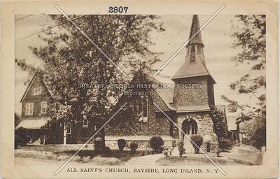 All Saints Church, Bayside, LIC.