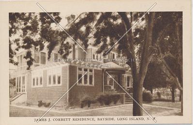 James J. Corbett Residence, Bayside, LIC.