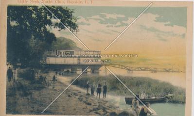 Little Neck Yacht Club, Bayside, LIC.