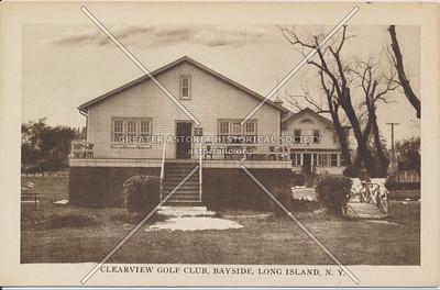 Clearview Golf Club, Bayside, LIC.