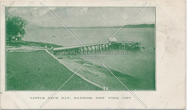 Little Neck Bay, Bayside, NYC.